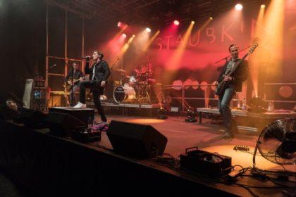 Die Band Staubkind. Foto: Hephata