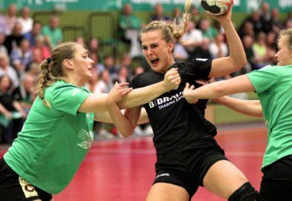 Leona Svirakova will mit Kirchhof die ersten Punkte in der Zweiten Bundesliga einspielen. Foto: SG 09 Kirchhof