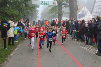 Der Bambini-Lauf. Foto: nh