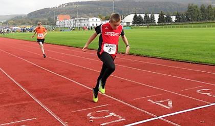 Niclas Dittmar lief die 75 Meter in 11,16 Sekunden. Foto: nh