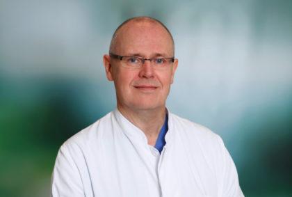 Dr. Dieter Puplat, Leitender Oberarzt der Klinik für Allgemeine Innere Medizin und Kardiologie am Asklepios Klinikum Schwalmstadt. Foto: Asklepios