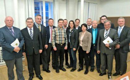 Die CDU-Fraktion Schwalmstadt. Foto: nh