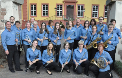 Das Blasorchester Brunslar. Foto: nh