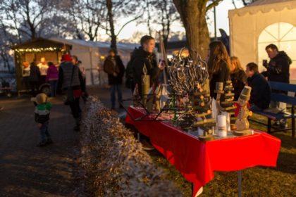 Der Hephata-Weihnachtsmarkt findet wieder am 2. Advent, Sonntag, 10. Dezember, zwischen 10 und 18 Uhr statt. Foto: nh