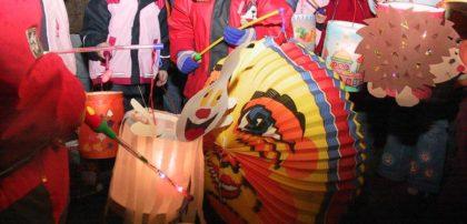 Die Integrative Kindertagesstätte Hephata lädt für Samstag, 11. November, ab 16.30 Uhr, zum Laternenumzug zur Hephata-Kirche ein. Foto: nh