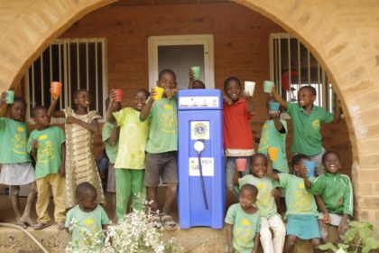 Dankeschön-Gruppenfoto aus Kenia. Foto: nh