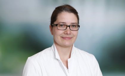 Marina Heinmöller, Oberärztin Unfallchirurgie und Orthopädie. Foto: Asklepios
