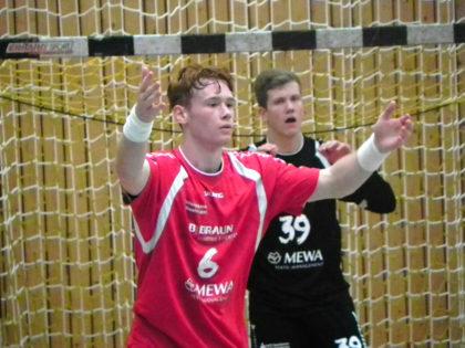 Die MT-Nachwuchsspieler Tomas Piroch (li.) und Björn Wenderoth. Foto: WMK