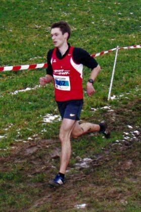 Auch Moritz Knaust lieferte auf der Langstrecke der Männer mit seiner Vizemeisterschaft ein starkes Ren