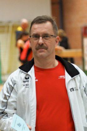 MT-Chef Hans-Jörg Engler sorgte mit seinem Team für einen reibungslosen Ablauf dieser Meisterschaften. Foto: nh