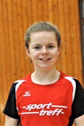 Vivian machte bei den Kreis-Hallenmeisterschaften weiter, wo sie bei den Landesmeisterschaften aufgehört hat und verbesserte sich über 50 Meter auf 7,26 Sekunden. Foto: nh