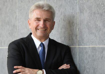 Prof. Dr. Andreas Pinkwart. Foto: nh