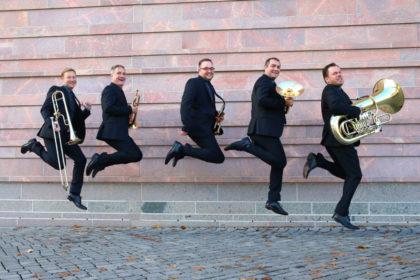 Classic Brass. Foto: Kerstin Kummer/Leipzig