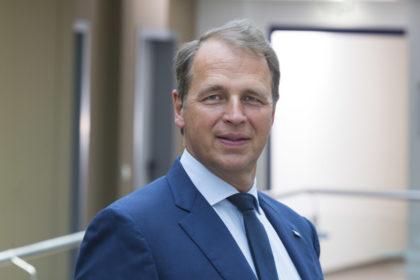 IHK-Präsident Jörg Ludwig Jordan. Foto: IHK Kassel-Marburg