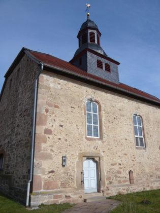Die Willingshäuser Kirche. Foto: nh