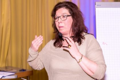 Cornelia Henkel. Foto: nh