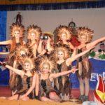Die KiWis Tanzgruppe der KKG. Foto: nh