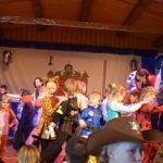 Polonaise beim Kinderkarneval. Foto: nh