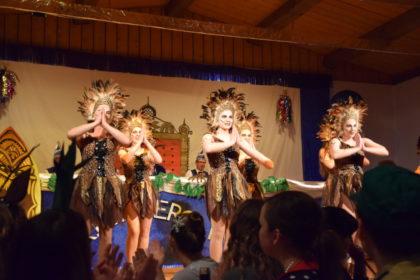 Die Tanzgruppe KiWi. Foto: nh