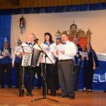 Kirchberger Karnevalslied: H. Herbach, Ute Kollmann, K.-H. Lötzer. Foto: nh