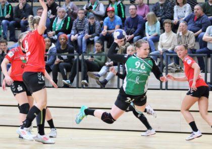 Kim Mai in Aktion. Foto: SG 09 Kirchhof