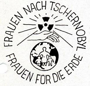 Frauen nach Tschernobyl: Ausschnitt eines Borkener Flugblatts vom Oktober 1986. Quelle: Archiv Iris Bock-Lahmann, Staufenberg
