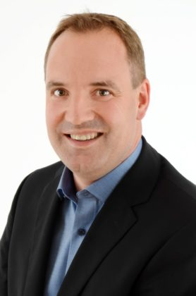 Daniel Helwig, Fraktionsvorsitzender der SPD-Fraktion in Schwalmstadt. Foto: nh