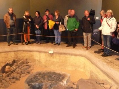 Das Freilichtmuseum in Osiek bietet viele Einblicke in Kulturgeschichte, Archäologie und ländliche Tradition. Das Foto wurde während der Bürgerreise 2016 erstellt. Ein Besuch der Einrichtung ist auch bei der diesjährigen Fahrt vorgesehen. Foto: Dieter Werkmeister