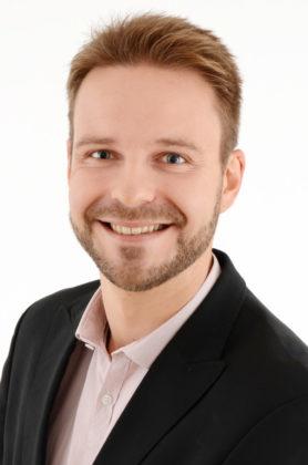 Sebastian Vogt, Stadtverordneter und stellvertretender Vorsitzender der SPD Schwalmstadt. Foto: nh