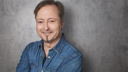 "Partypapst und hr3-Moderator Peter Lack alias ""Lackenegger"". Foto: nh"