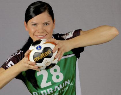 Karolina Bijan verlängert ihren Vertrag bis 2020. Foto: SG 09 Kirchhof