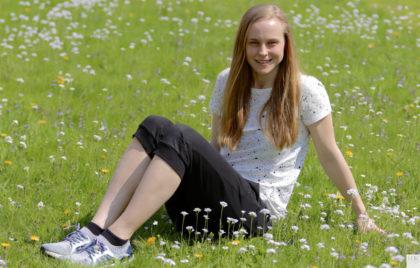 Michelle Urbicht wechselt nach Melsungen. Foto: SG 09 Kirchhof