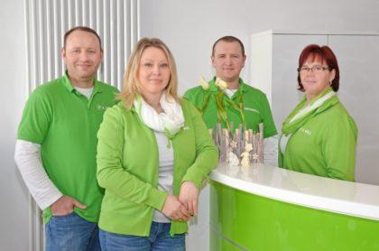 Das Team von Orthopädie-Schuhtechnik Aul. Foto: nh