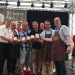 """Am 31. Mai wird unter dem Motto """"Gebraut für Nordhessen"""", wieder so richtig auf der Knallhütte gefeiert. Foto: nh"""