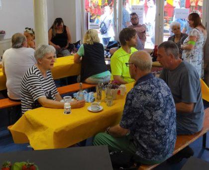 Oikos Sozialzentrum eröffnet neues Bistro in Frielendorf. Foto: nh