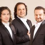 Das Ensemble Sacralissimo aus Bulgarien. Foto: nh