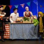 Zwerg Nase - Märchen-Musical für Kinder am 6. Juni 2018 in Borken. Foto: nh