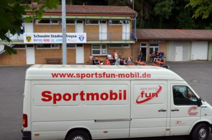 Sportmobil. Foto: nh
