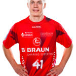 U20-Auswahlspieler Fin Backs. Foto: MTM | nh