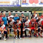 Für die MT ging ein torreicher Tag des Handballs in Baunatal zu Ende. Foto: nh