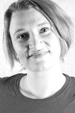 Autorin Marie-Christin Spitznagel holt die Apokalypse nach Kassel. Foto: nh