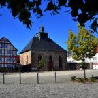 Schlosskirche am Paradeplatz. Foto: Schmidtkunz