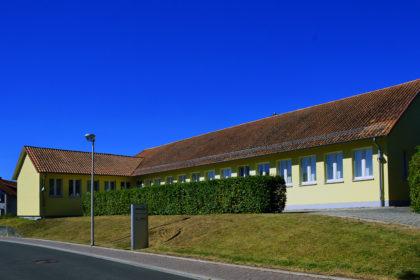 Jobcenter Schwalm-Eder am Großen Wallgraben 36. Foto: Schmidtkunz