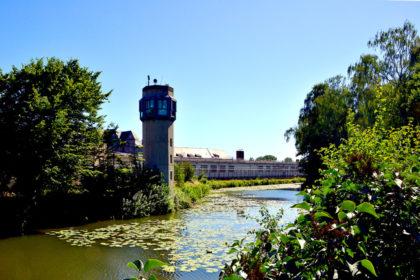 Wachturm am Großen Wallgraben. Foto: Schmidtkunz