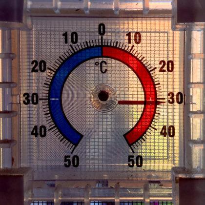 Lang anhaltende Trockenheit und Temperaturen von über 30°C im Schatten bedeuten Waldbrandgefahr. Symbolfoto: Schmidtkunz