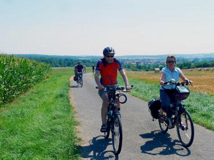 Radtouren für alle bietet der ADFC zum 10-jährigen Jubiläum. Foto: nh