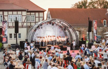 Impression vom MT Sommerfest 2018. Foto: Käsler | nh