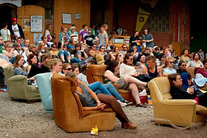 Sofa Chill auf dem Grünhof. Foto: MSG | nh