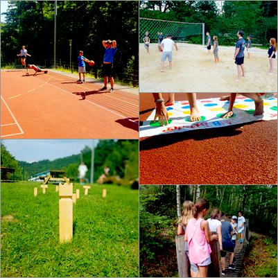 Abenteurcamp der Sportjugend Schwalm-Eder. Foto: Nohl | nh