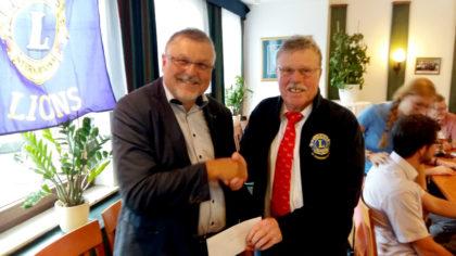 Werner Wieland (li.) und Heinz Marx. Foto: nh